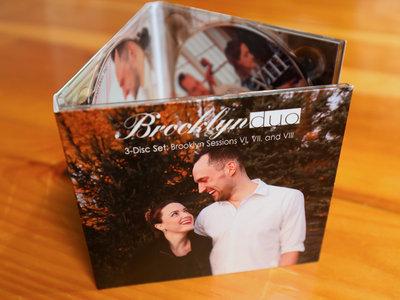 3-Disc Set - Brooklyn Sessions 6, 7 & 8 main photo