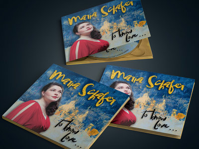 "SALE CD Bundle: ""Christmas in the City"" AND ""To Know Love"" main photo"