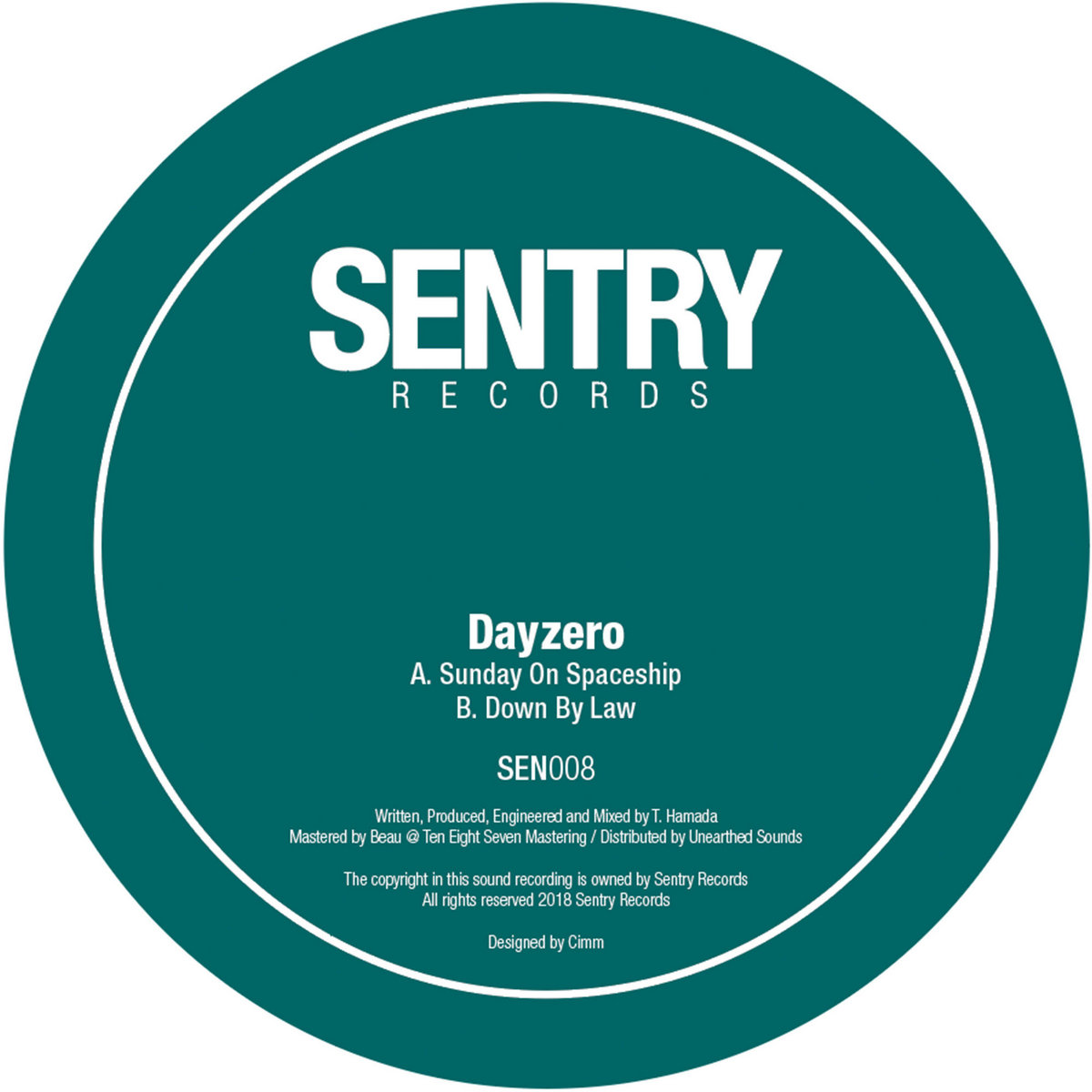 Sunday On Spaceship | Sentry Records