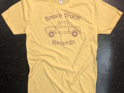 Brown Truck Tee - Banana! main photo