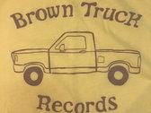 Brown Truck Tee - Banana! photo