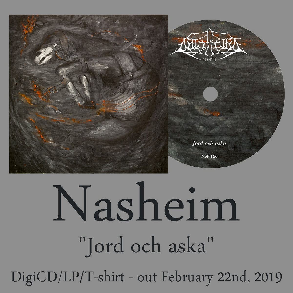 Jord och aska | Nasheim