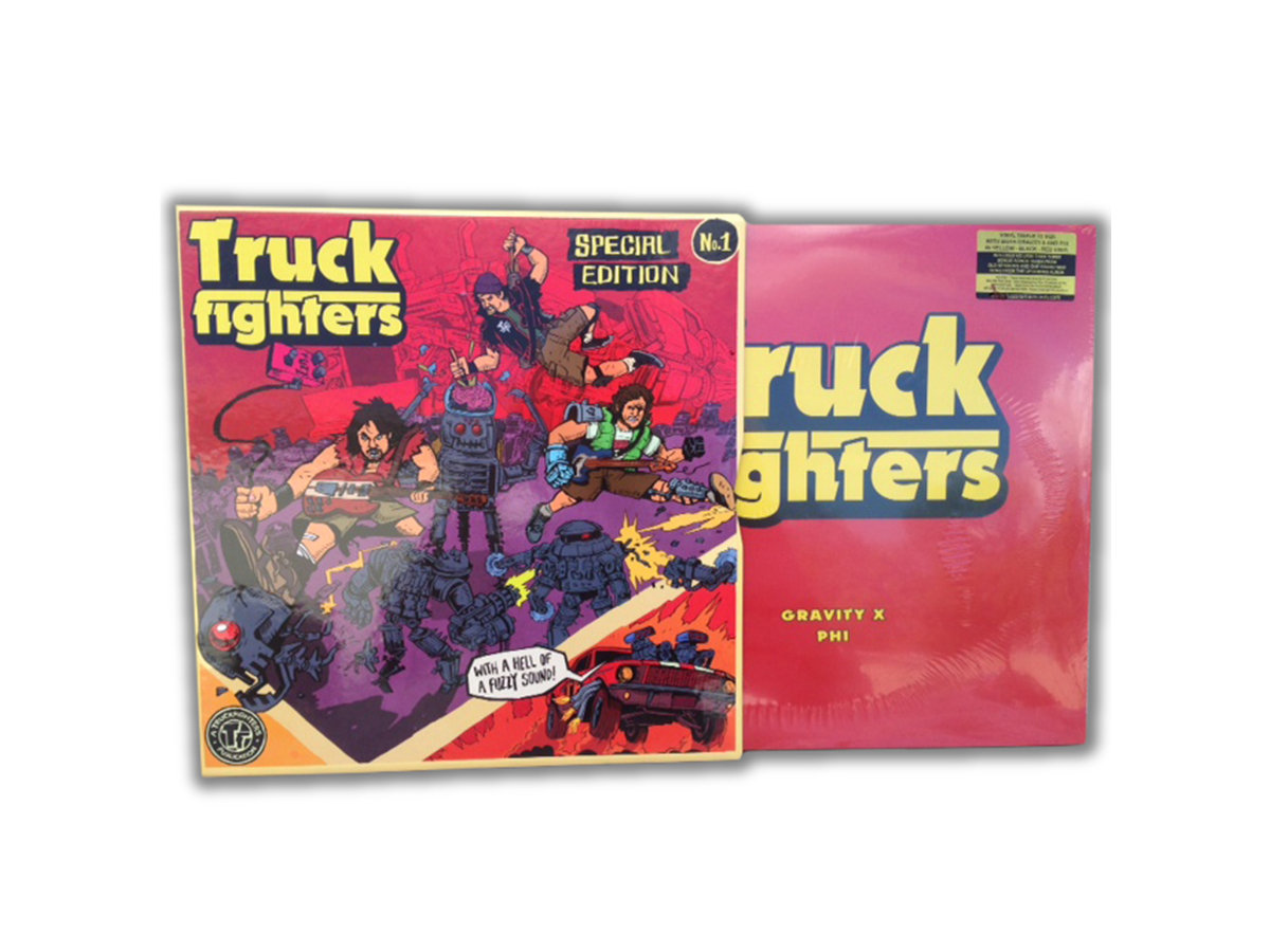 Truckfighters - Gravity X | FUZZORAMARECORDS