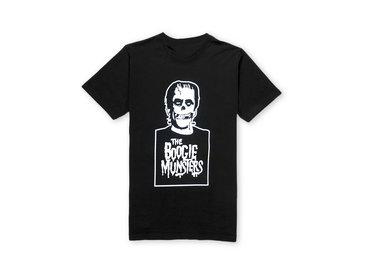 Boogie Munsters T Shirt - Black main photo