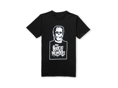 Boogie Munsters T Shirt - Black main photo
