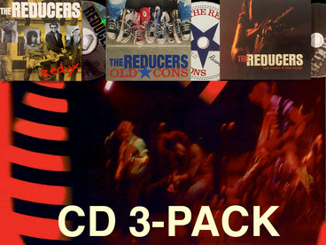 REDUCERS CD 3-PACK main photo
