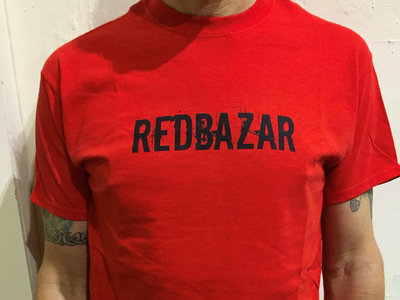 Red Bazar. T-Shirt Red. main photo