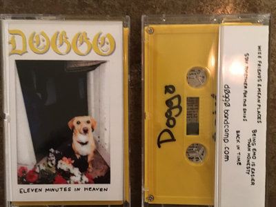 Doggo - 11 Minutes in Heaven - Yellow tape main photo