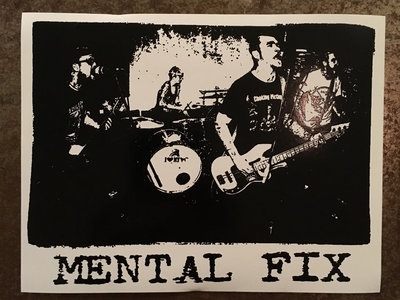 Mental Fix sticker main photo
