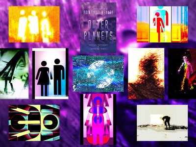 Outer Planets Art Card Collection main photo