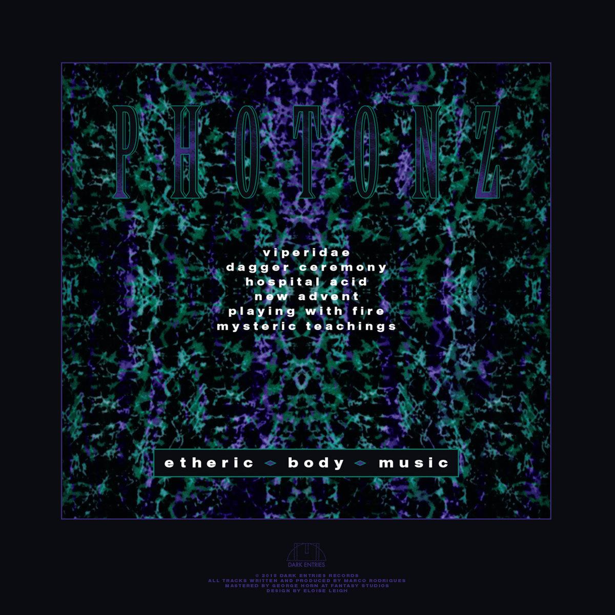 Etheric Body Music | Photonz