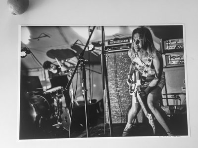 NEW! Limited Edition Muddy Roots B&W Print #4 - Large Size main photo
