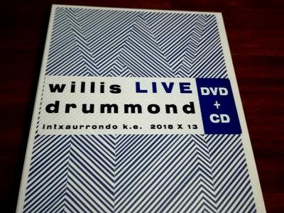 willis drummond LIVE (DVD + CD) main photo