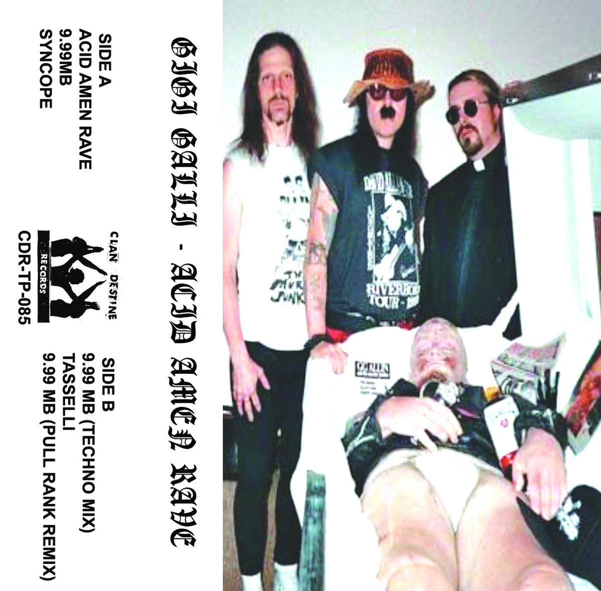 Corner song / the flying man | hell yeah recordings.