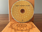 [spain mandala brush] U.S. version on Compact Disc [signed] photo