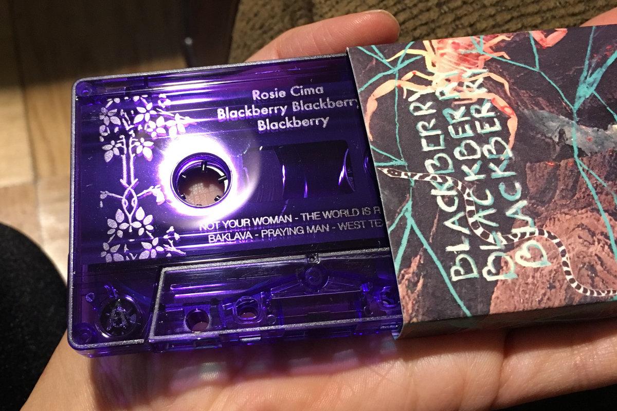 Blackberry Blackberry Blackberry | Rosie Cima