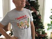 "New Christmas T-Shirt ""Oi To The World"" photo"