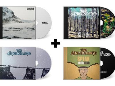 All 4 CD Bundle main photo