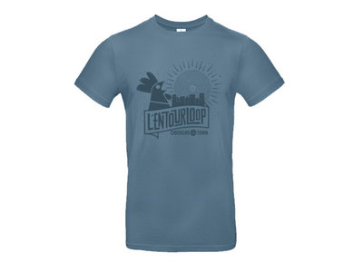 """L'Entourloop T-Shirt """"Chickens In Your Town"""" main photo"""