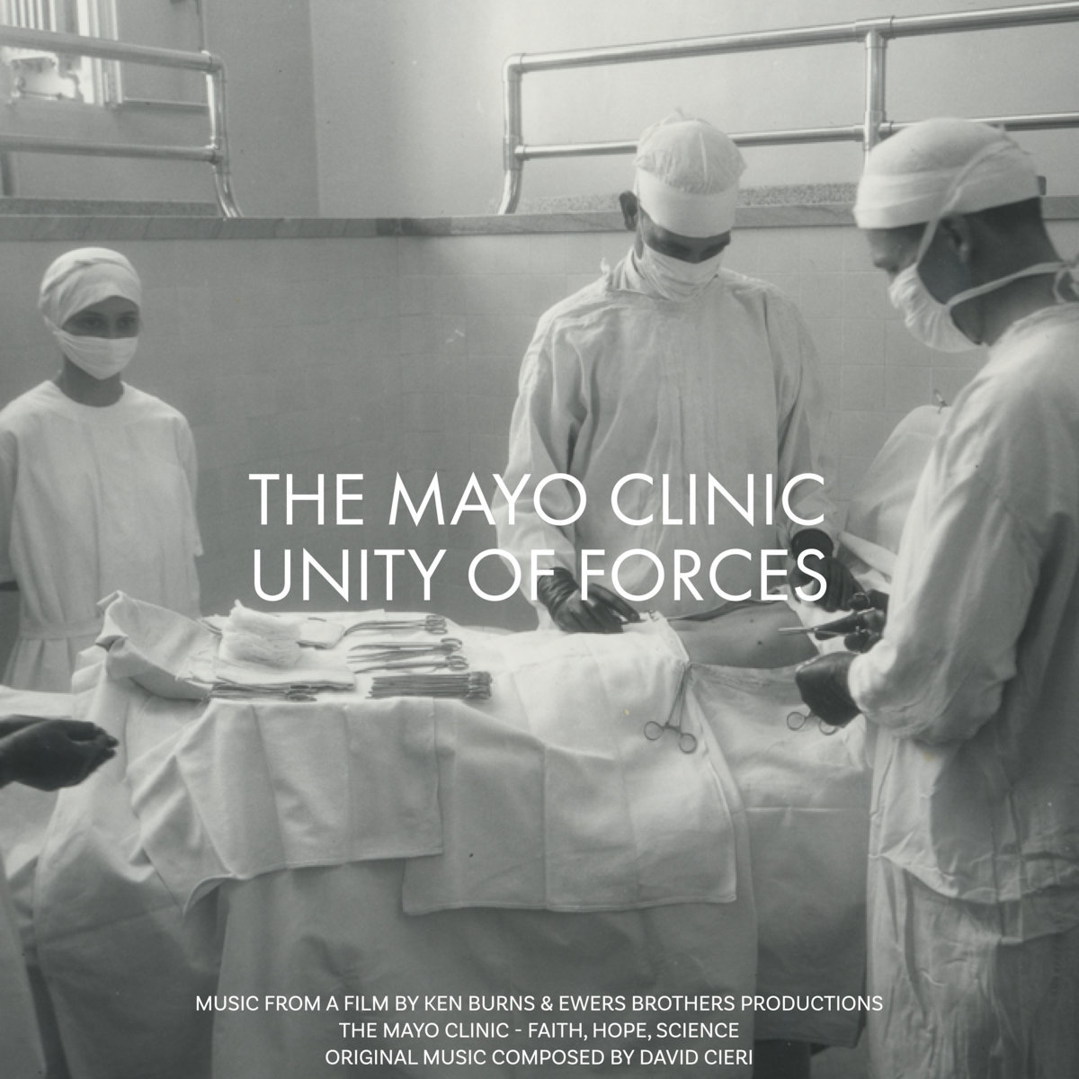 The Mayo Clinic - Unity of Forces | David Cieri