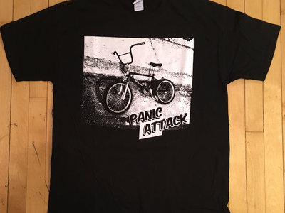 Panic Attack - BMX t-shirt main photo