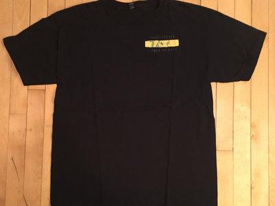 #nikenchest t-shirt - green/yellow main photo