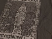 Scolding - Contemplating Death t-shirt photo