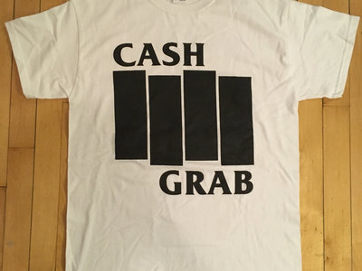 Cash Grab t-shirt main photo