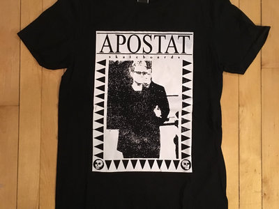 Apostat Skateboards - Vampire t-shirt main photo