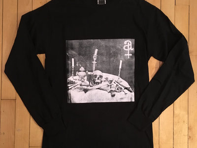 Apostat Skateboards - Funeral Diner long sleeve t-shirt main photo