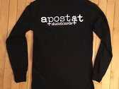 Apostat Skateboards - Funeral Diner long sleeve t-shirt photo