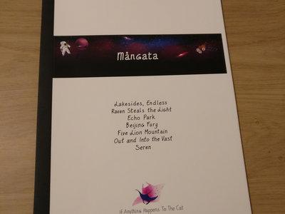 'Mångata' guitar tab book + CD main photo