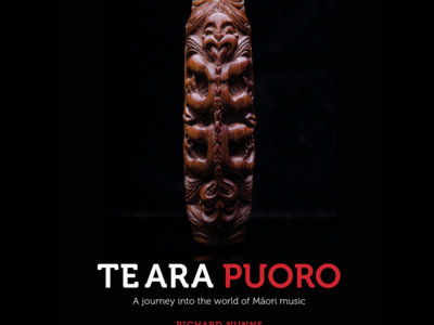 Te Ara Puoro (Book & CD) main photo