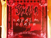 Bokeh x ATC Heritage poster: Shaka & Napalm Death photo