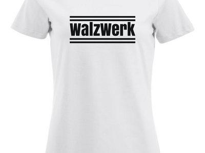 "T-Shirt ""WalzWerk"" Weiss main photo"