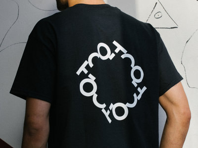 Four Quarters T-Shirt (Black) main photo