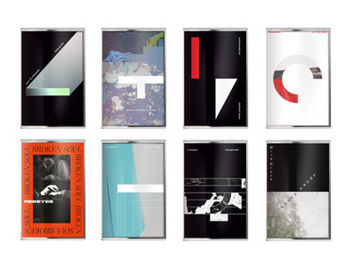 8x Ltd Edition Cassette Collection • Sticker • Download (Expected Shipping Dec. 19th) main photo
