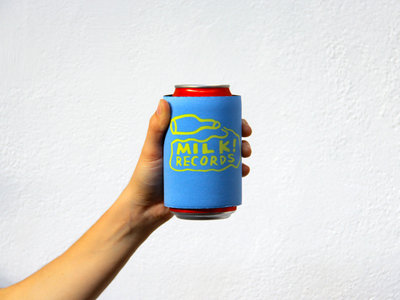 MILK! RECORDS stubby holder [BLUE] main photo