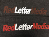 Red Letter Media T-Shirt - DARKER VERSION photo
