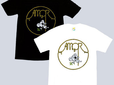 AMOR: Turbo Island designed Logo shirt. main photo