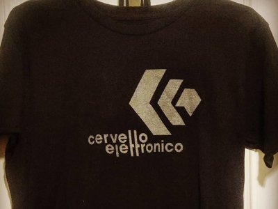 Cervello Elettronico Men's Black and Grey Logo S / M / XL main photo