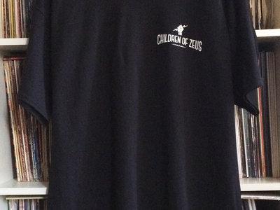 Children Of Zeus Travel Light T Shirt main photo