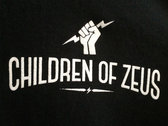 Children Of Zeus Travel Light T Shirt photo