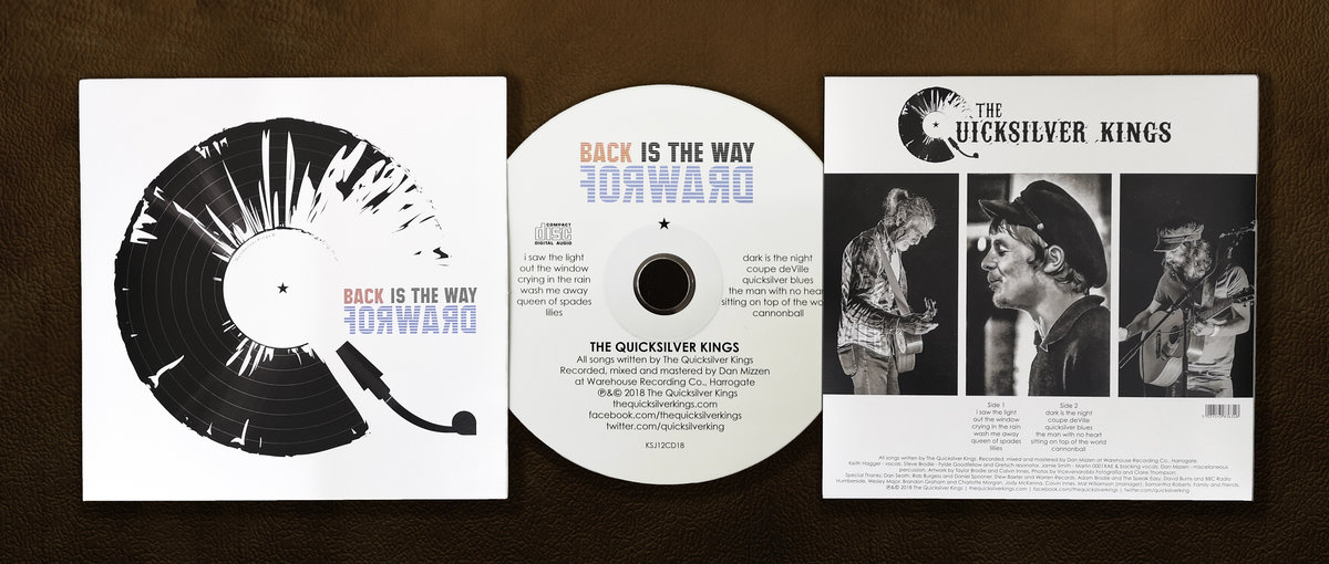 Back Is The Way Forward | The Quicksilver Kings