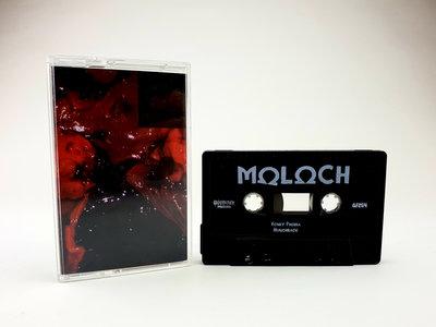 Meth Drinker / Moloch Split cassette main photo