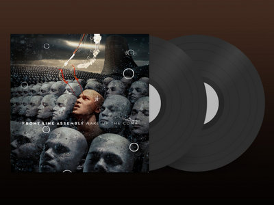 FRONT LINE ASSEMBLY: Wake Up The Coma 2LP Vinyl main photo