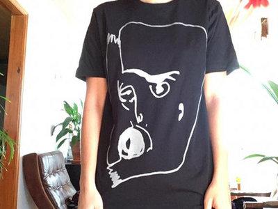 Camila Fuchs Logo Black / Silver T-Shirt main photo