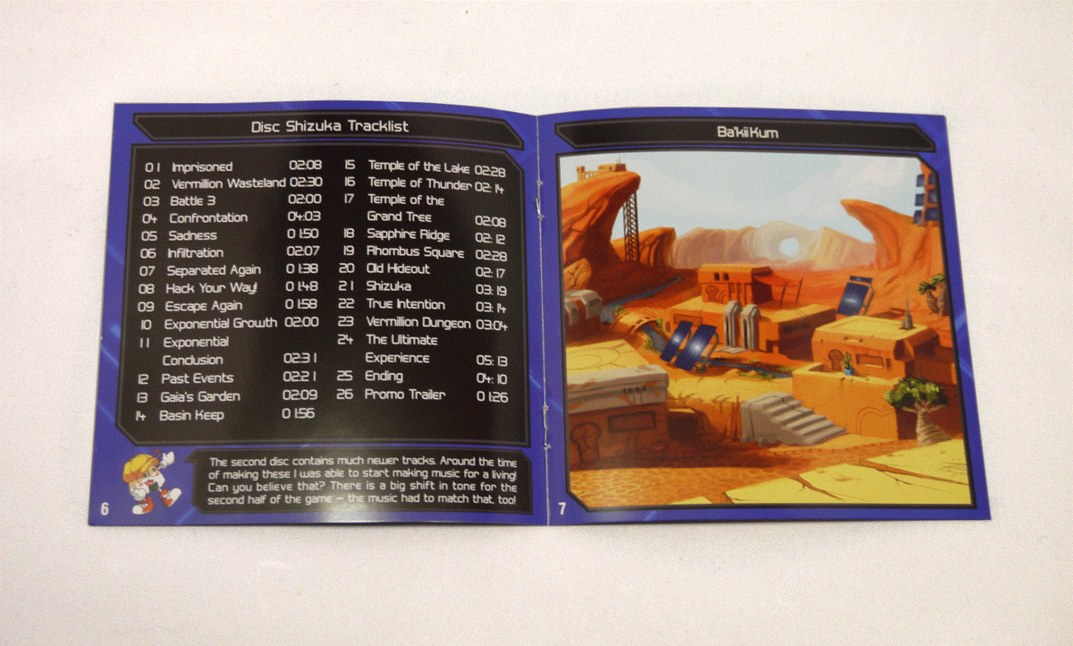 CrossCode (Original Game Soundtrack)   Deniz Akbulut