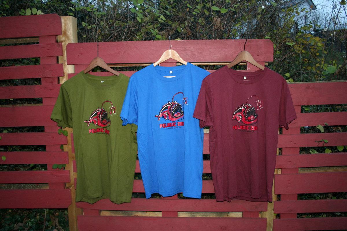 T Shirt Lampenfisch Pelagic Zone