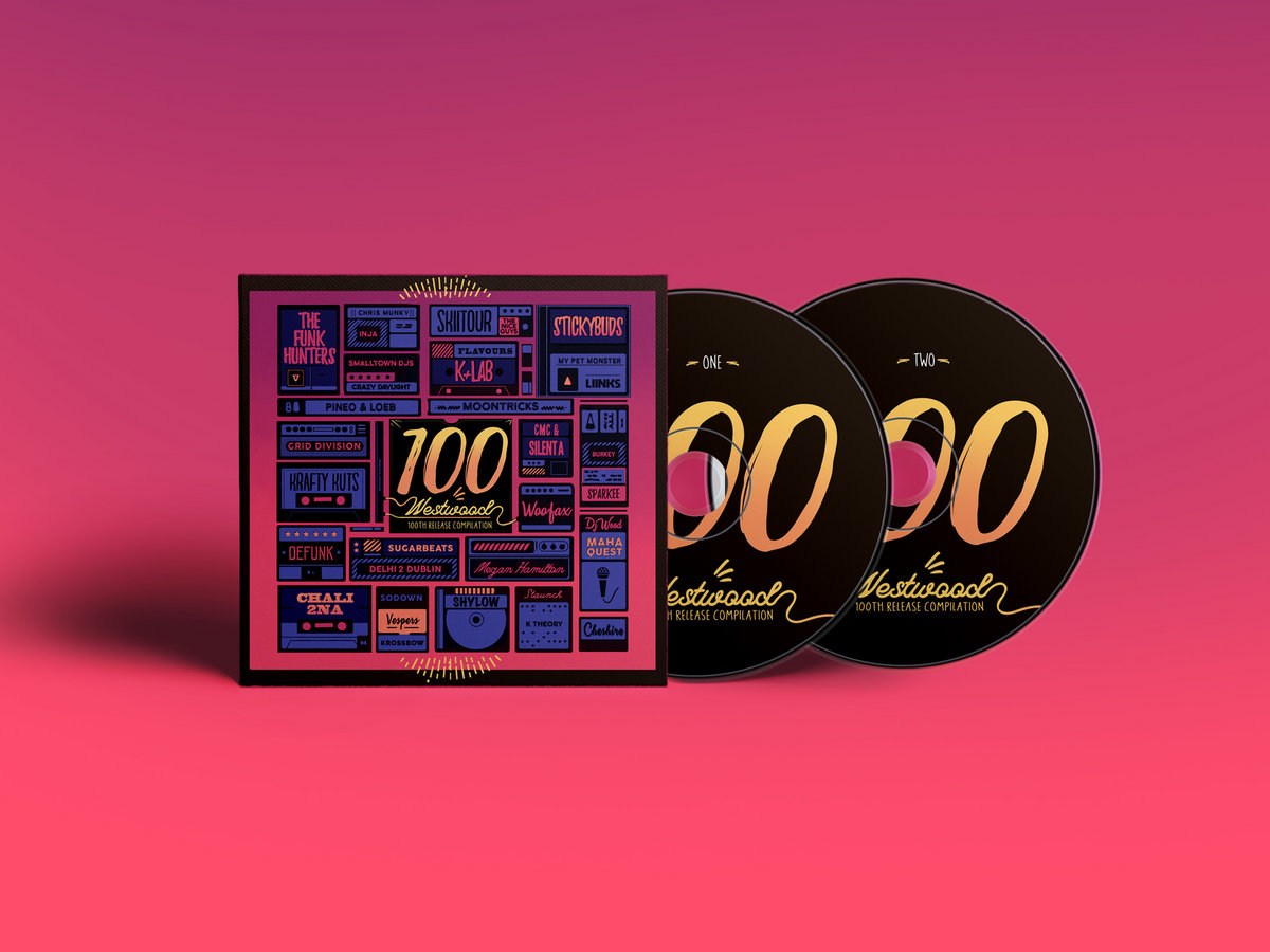 Westwood Recordings 100th Release | Westwood Recordings